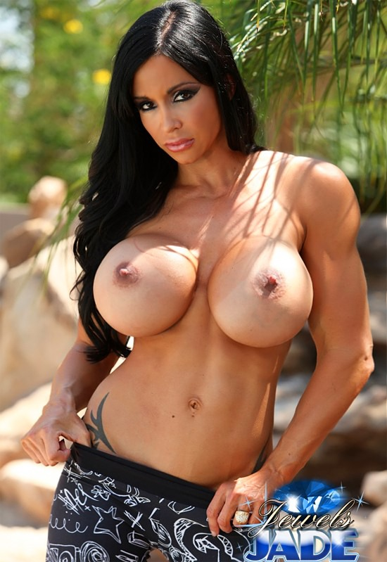Everything. Busty naked bodybuilder pussy idea