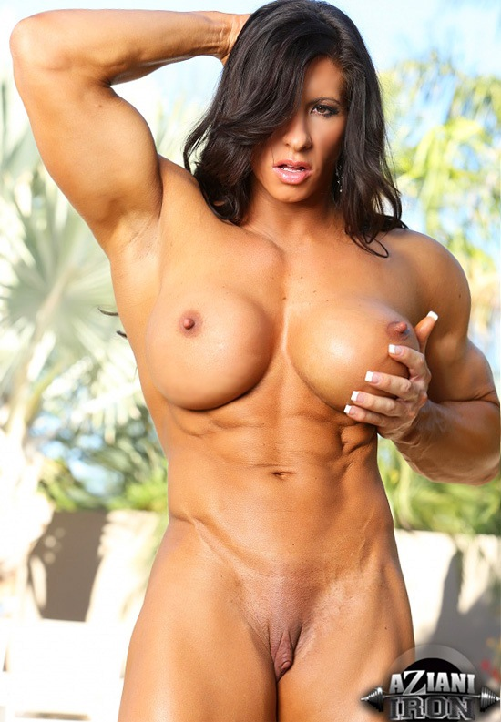 naked bodybuilding women pornstars