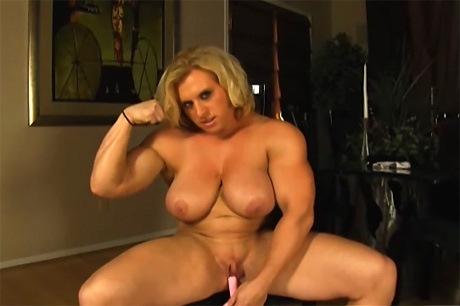 Something is. bodybuilder joanna thomas porn think