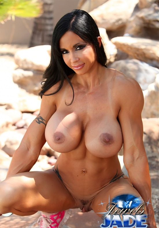 Female Body Builder Porn Star 86