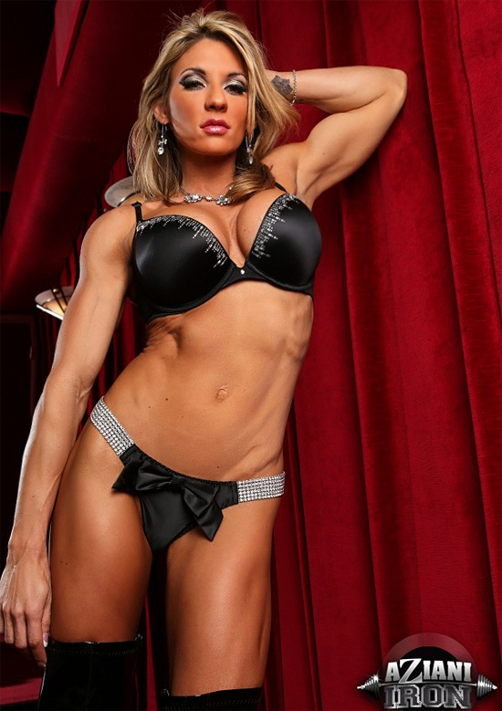 Abby marie nude muscle — pic 7