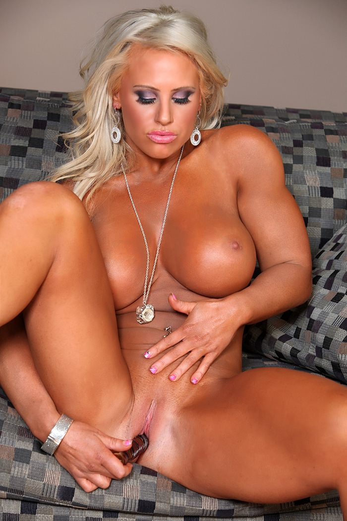 Idea Busty naked bodybuilder pussy are mistaken